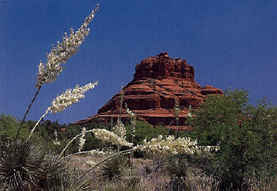 Bell Rock - Purported to be the Location of a Strong Grid Vortex {Sedona, Arizona}