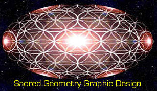 Sacred Geometry Graphic Design Samples
